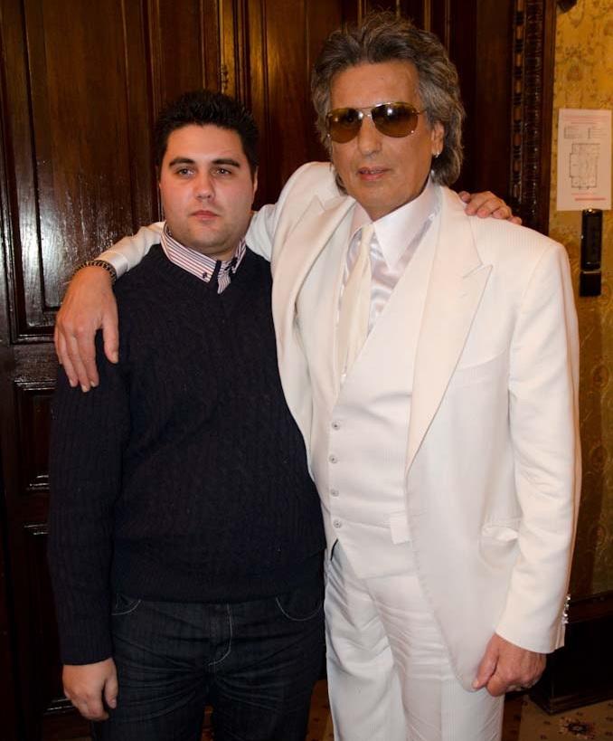 Irimus Dacian Traian & Toto Cutugno