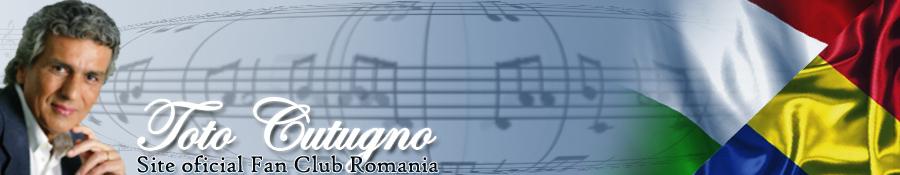 Toto Cutugno Fanclub Romania
